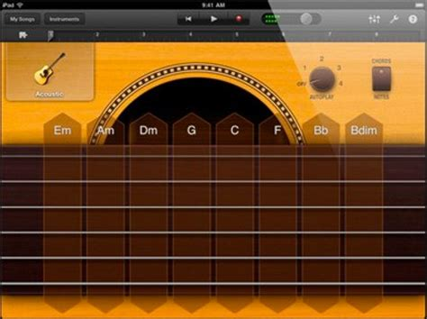 Garageband Interface How To Import Itunes Match Songs In Garageband Ios