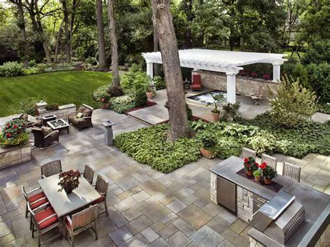 backyard designer landscaping gardening backyard designs on a budget