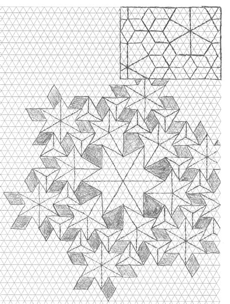 Origami Tessellation Diagrams - diagrams page 3 origami tessellations