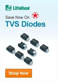 tvs diode choice littelfuse fuses authorized littelfuse distributor newark element14