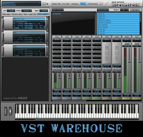 best instrument vst plugins vst warehouse 500 free vst plugins