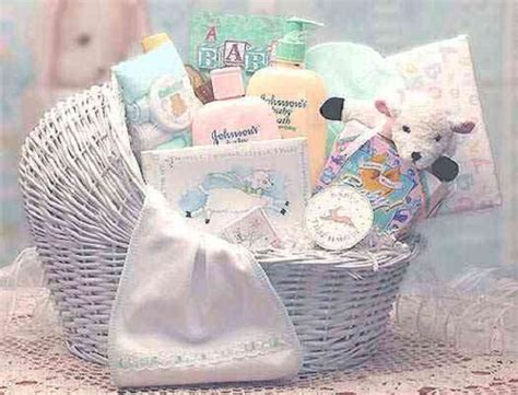 Gift Baskets For Baby Shower by Baby Shower Gift Basket 365greetings