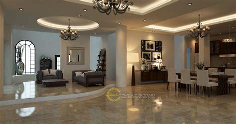 Desain Interior Rumah Classic | gambar desain interior rumah classic modern interior rumah