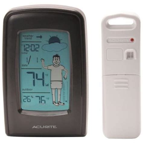 acurite what to wear digital weather station 00827hd the