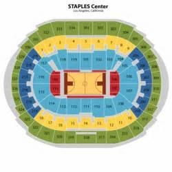 Staples center seating chart staples center tickets staples center