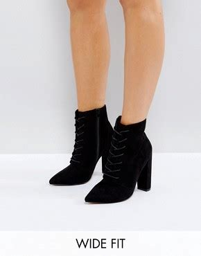 Strapped Turn Up Slouch Boots From Asoscom by Ankle Boots Heeled Flat Ankle Boots Asos