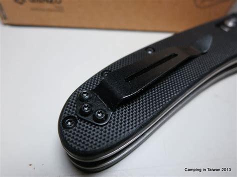 Outdoor Gadgets Ganzo G704 Survival Folding Knife