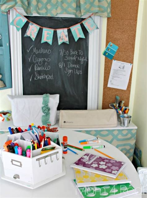 homework station ideas diy back to school homework stations landeelu com
