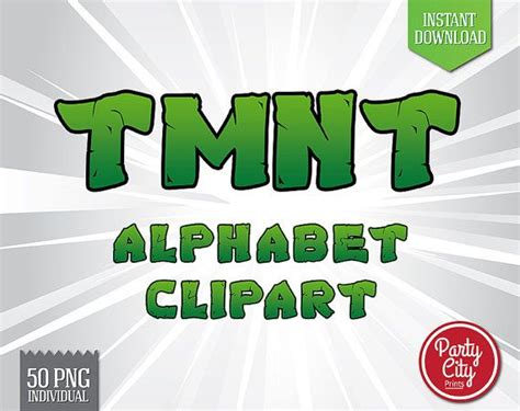 printable ninja letters typeface clipart ninja turtle pencil and in color