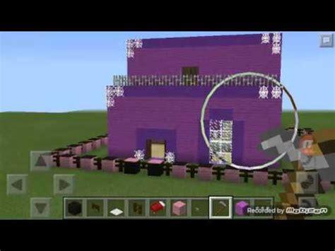 casa monster minecraft monster high casa da draculaura youtube