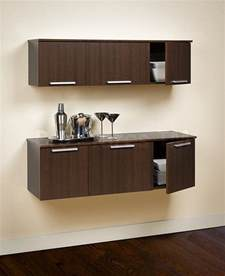 space saving solutions with wall mounted furniture