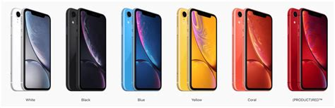 which color iphone xr should you buy white black blue yellow coral or product