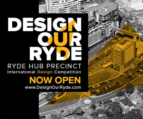 design ryde competition call for submissions design our ryde international