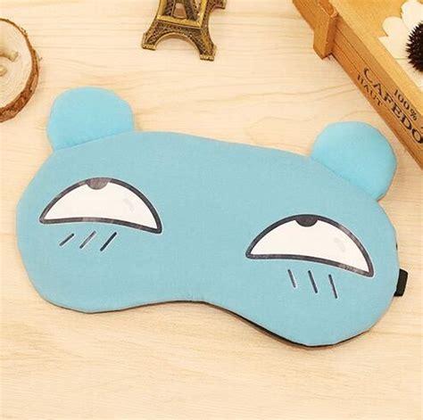 Sleeping Mask Model Kodok sleeping mask model kartun blue jakartanotebook