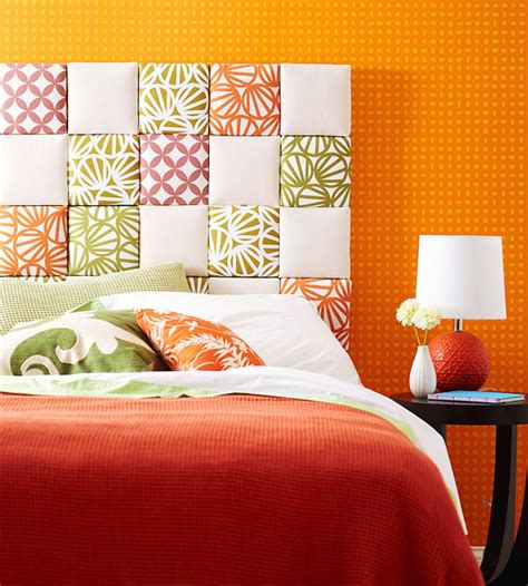 how to make your own headboard with fabric make your own easy upholstered headboard