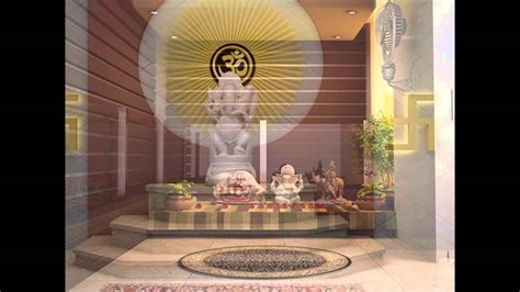 temple inside home design home temple design idea 2016 youtube