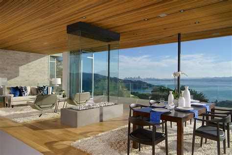 outdoor living rooms travertine ta retractable glass walls create exemplary indoor outdoor