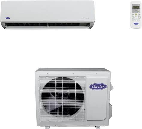 comfort star heat pump reviews carrier mfq123 12 000 btu single zone wall mount ductless
