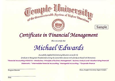 International Top Management Mba Certificate From Fia by Why Students Choose Us Continuing Education