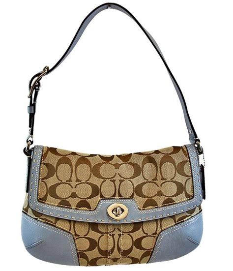 light blue coach wallet emporio juliet coach khaki light blue handbag