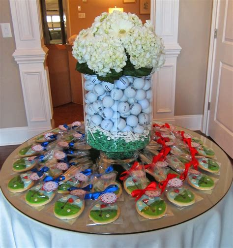 Golf Themed Ls by This Event Was For A Client Hosting A Kick Brunch For A Golf Tournament