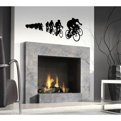 Fireplace Tile Stickers by Best 25 Concrete Fireplace Ideas On Modern