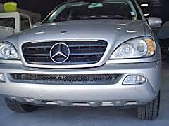 2004 Mercedes Ml320 Replace Headlight Bulbs On A Mercedes M Class Ml320 2004
