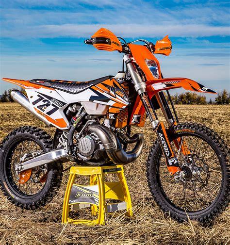 Ktm 300 Performance Mods Tuned 2017 Ktm 300 Xc W Build Dirt Bike Test