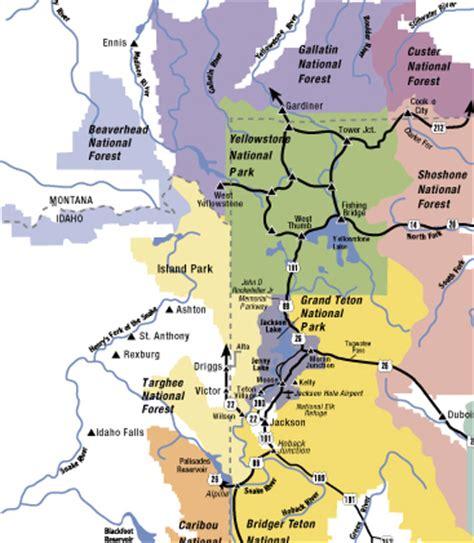us map showing wyoming jackson wyoming on us map cdoovision