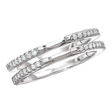 18k elite collection 32 cttw wedding band ring wrap