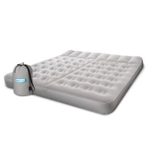 Sleep Air Mattress by Aerobed 07514 King Sleep Basics Air Mattress Bed With Two Zones
