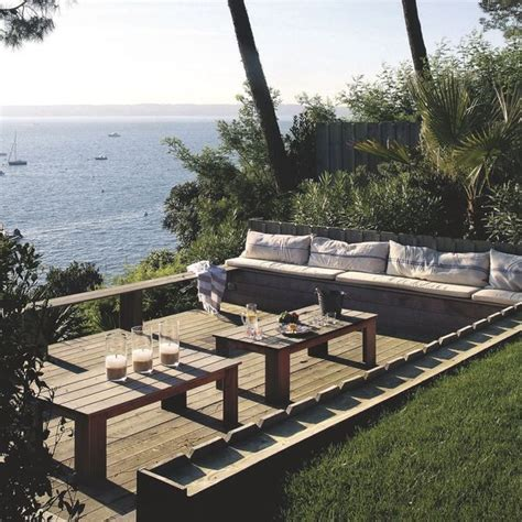 Les Plus Belles Terrasse En Bois by Terrasses Avec Vue Et Soleil Parues Dans Le Magazine C 244 T 233