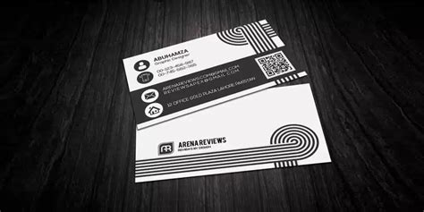 Creative White Business Card Template Psd by 100 Free Business Cards Psd 187 The Best Of Free Business Cards