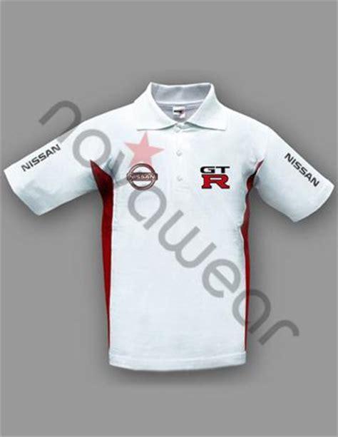 Nissan Gtr T Shirt Nissan Gtr Polo Shirt White Nissan Gtr Merchandise Nissan