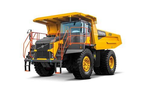 volvo  rigid hauler cjd equipment