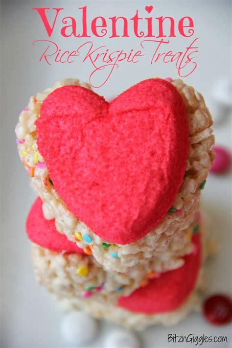 valentines day rice krispie treats rice krispie treats