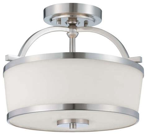 savoy house hagen semi flush mount ceiling fixture in