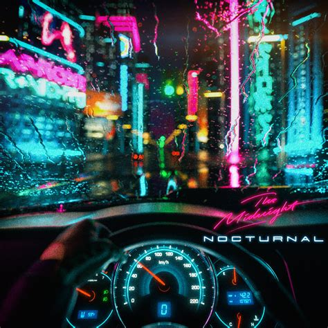 the midnight retro synthwave outrun