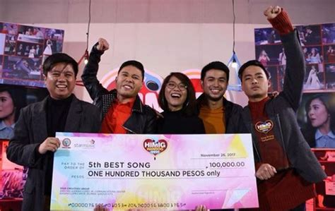 best song th titibo tibo is the himig handog 2017 best song winner