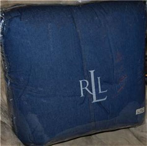 ralph lauren denim comforter ralph lauren university denim blue twin comforter new 1st