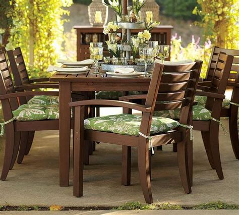 outdoor furniture for dining area 20 beautiful outdoor decor ideas