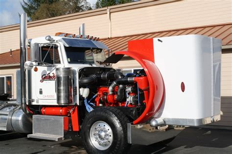 engine conversion kustom truck