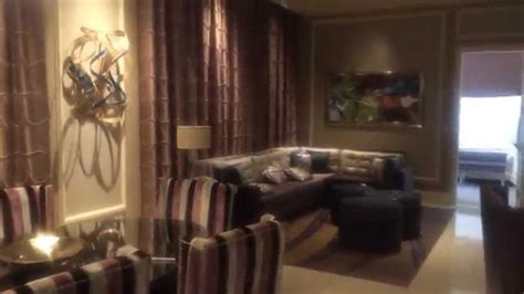 new bellagio two bedroom penthouse suite youtube