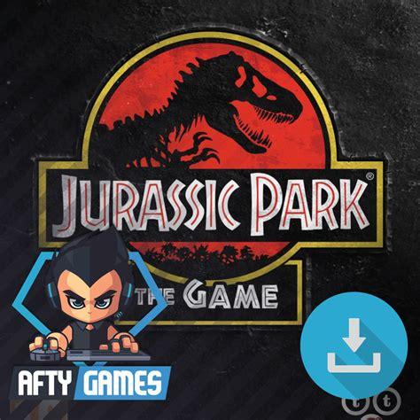 download jurassic park the game mac jurassic park the game pc mac game steam download