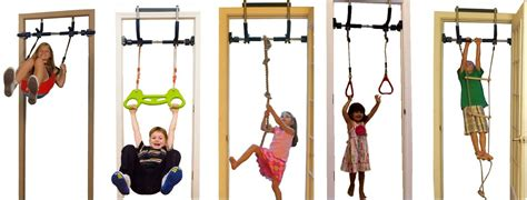 doorway swings gorilla gym kids with indoor swing plastic rings trapeze