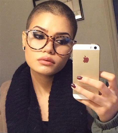 bald woman 2014 25 best ideas about shaved head women on pinterest
