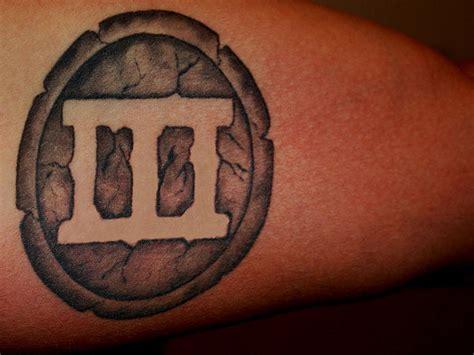 roman numbers tattoos