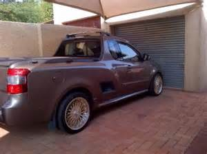Chev Utility Tonneau Cover For Sale Durban 2012 Chevrolet Corsa Utility Bakkie 1 4 Sport