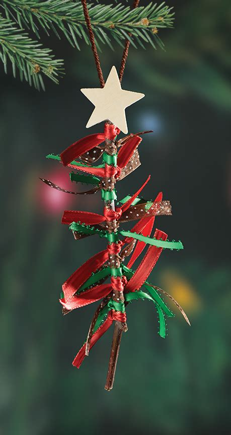how to string ribbon on a tree ribbon tree ornament electric consumer