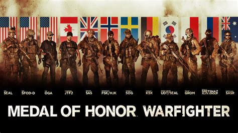Of Honor duty gamers 187 medal of honor warfighter review